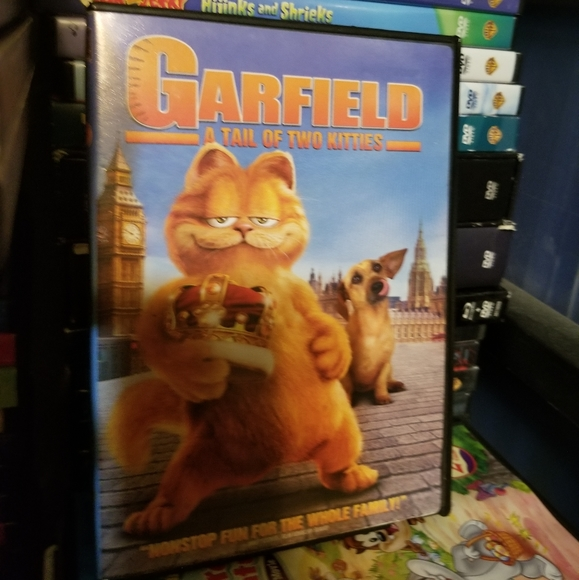 20th Century Fox Other Garfield A Tale Of Two Kitties Poshmark